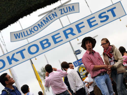 Wiesn 2011: Der Countdown läuft