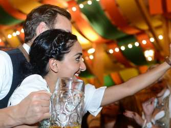 Oktoberfest 2015 Wiesn Selfies
