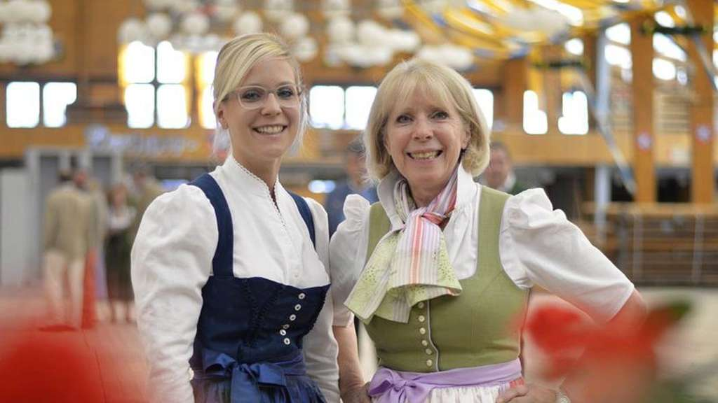 Wiesn-Wirtinnen: Braeurosl